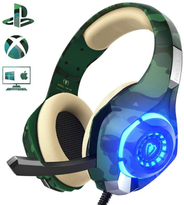 Auriculares Gaming GM 100