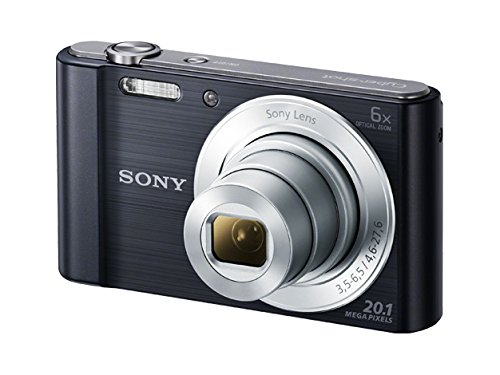 Cámara digital compacta Sony DSC W810