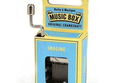 Caja musical Imagine