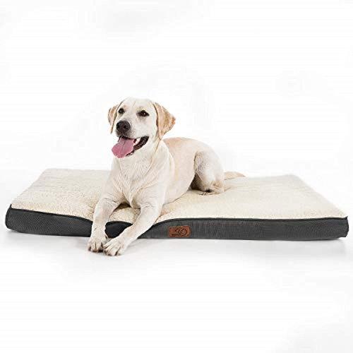Cama para perro ortopedica grande Bedsure