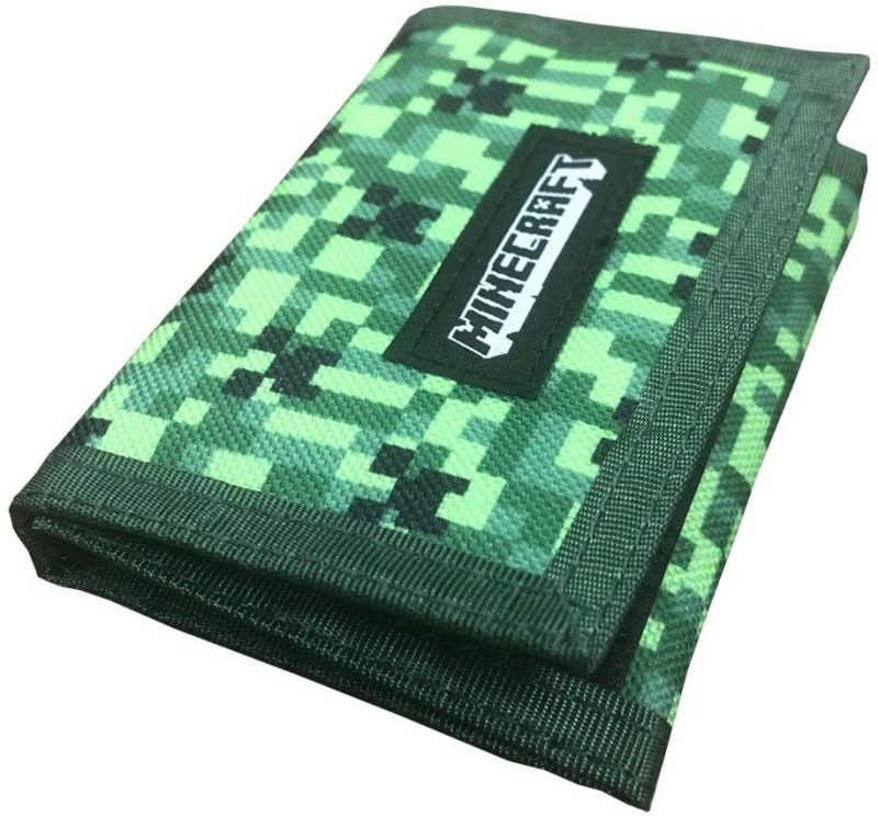 Cartera de Minecraft Creeper