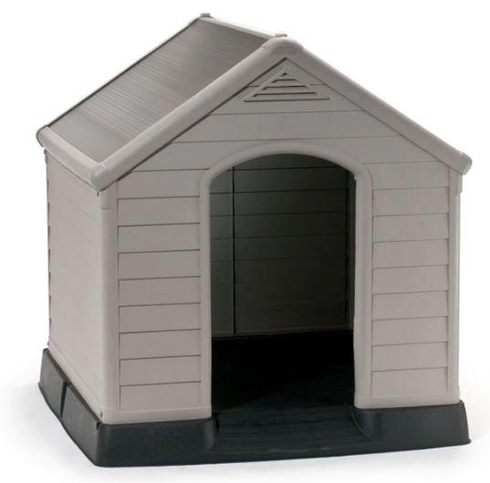 Caseta de resina para perros pequenos o de tamano medio