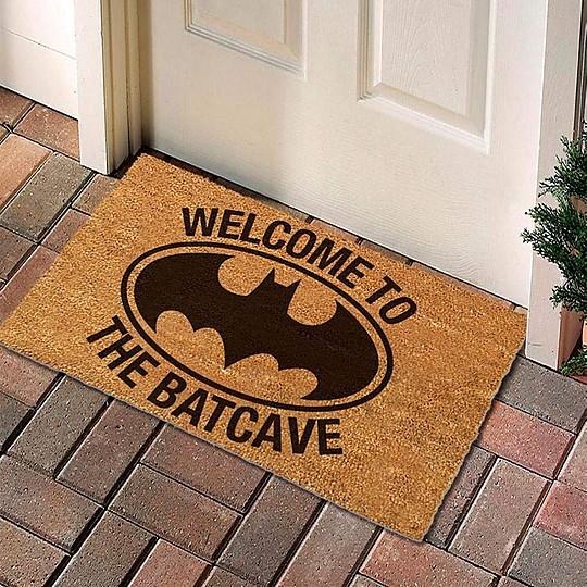 Felpudo de Batman Wellcome to the Batcave