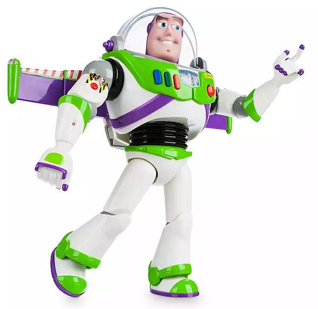 Figura Buzz Lightyear con voz