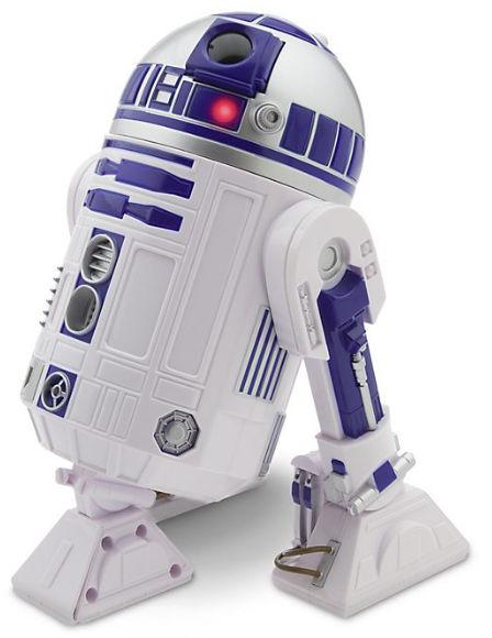 Figura Robot interactivo R2 D2 de Star Wars