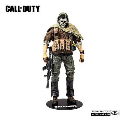 Figura Simon Ghost Riley 18 cm Call of Duty Modern Warfare