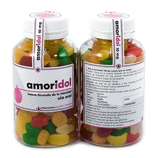 Frutitas de gominola Amoridol