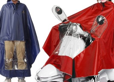 Funda impermeable universal para scooters