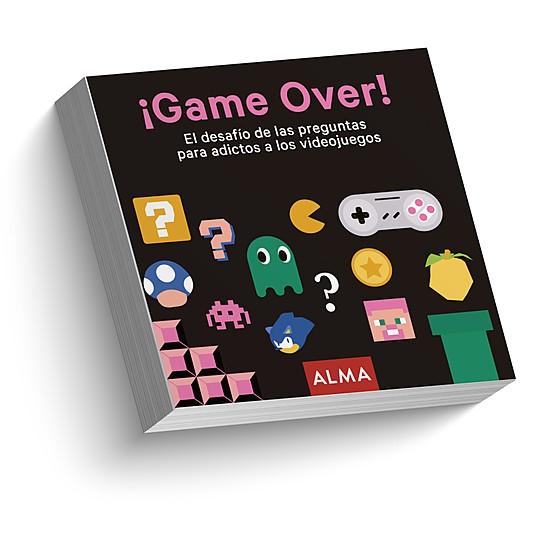 Game Over El desafío de preguntas para adictos a los videojuegos
