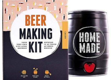 Kit para hacer cerveza en barril