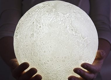 Lámpara Te regalo la luna grande