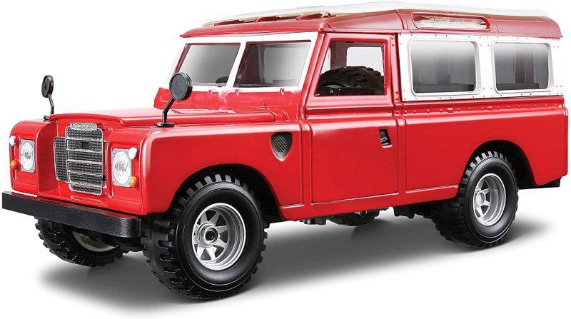 Land Rover Series II de Bburago