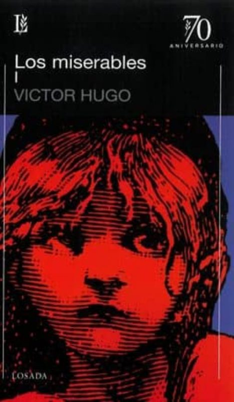 Libro Los miserables de Victor Hugo