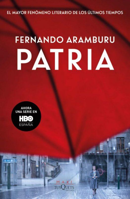 Libro Patria de Fernando Aramburu
