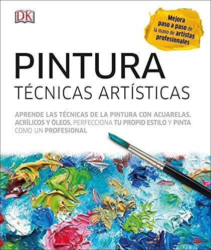 Libro Pintura Tecnicas artisticas