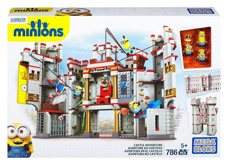 Mega Blocks Minions La Aventura del Castillo