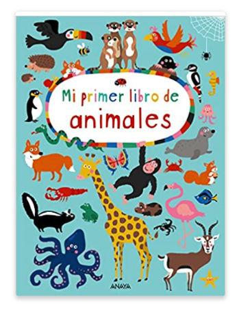 Mi primer libro de animales Nastja Holtfreter