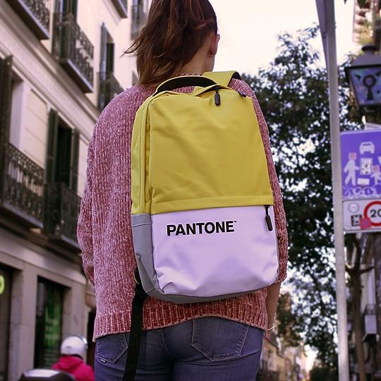 Mochila de colores con licencia Pantone