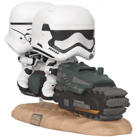Muñeco Funko Pop First Order Tread Speeder Star Wars IX