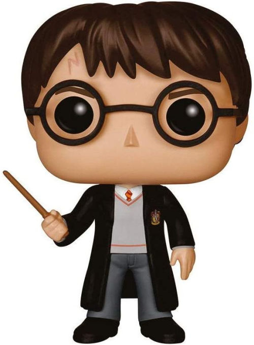 Muneco Funko Pop de Harry Potter
