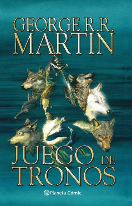 Novela grafica Juego de Tronos no 1 4 de George R.R. Martin