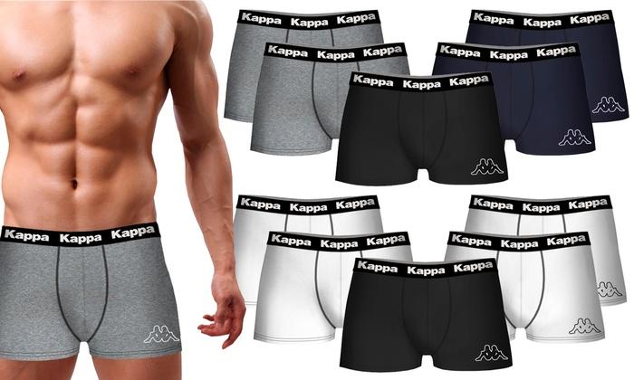 Pack de 10 boxers Kappa