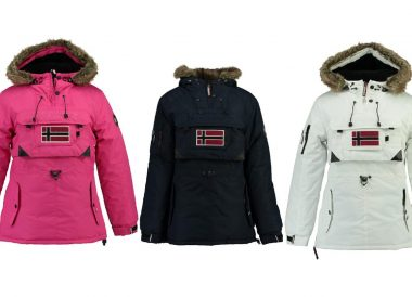 Parka Geographical Norway de mujer