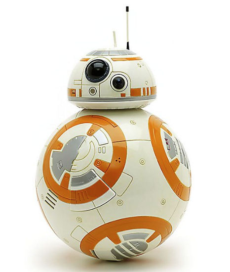 Robot interactivo BB 8 de Star Wars