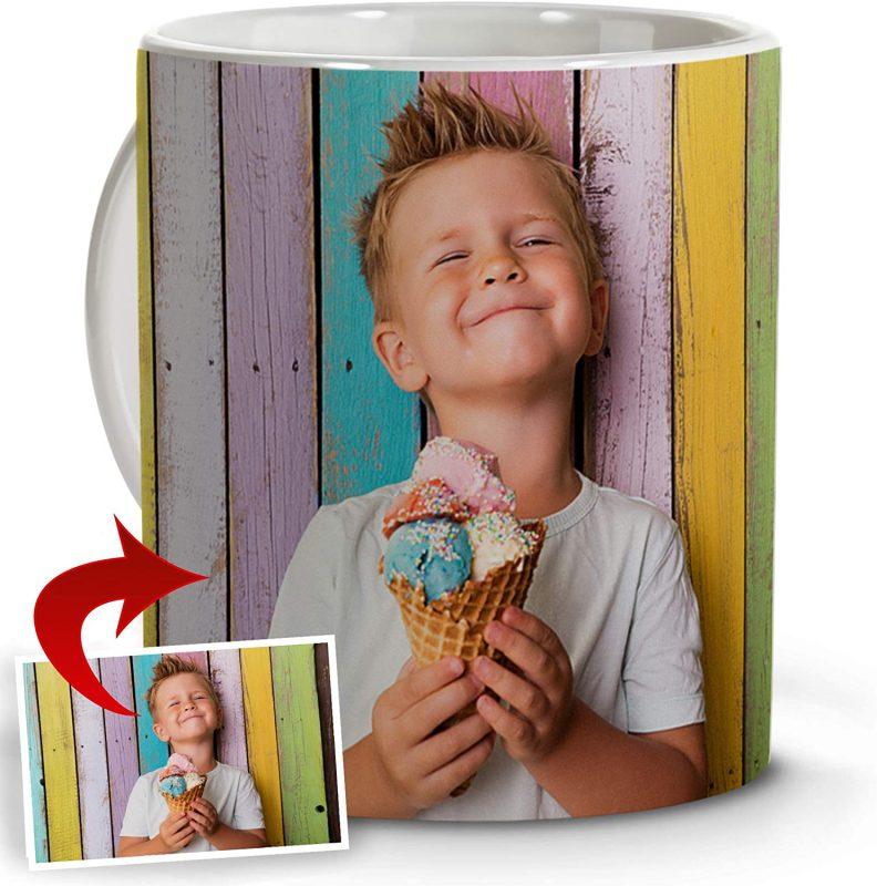 Tazas personalizadas con foto de LolaPix