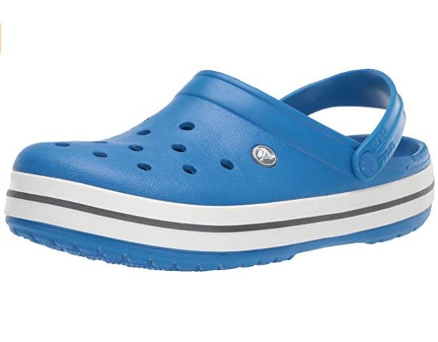 Zuecos unisex Crocs Crocband