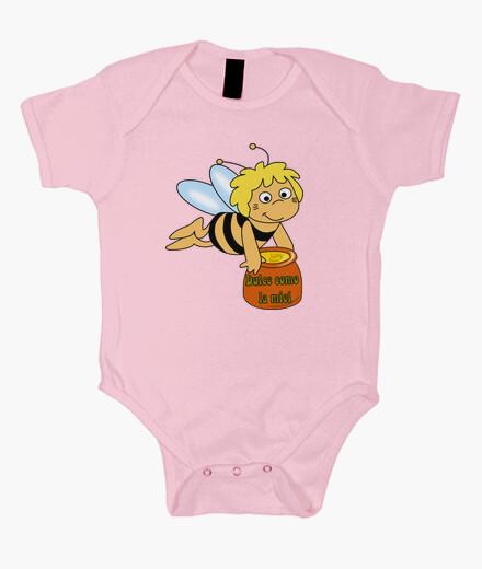 body para bebe abeja maya