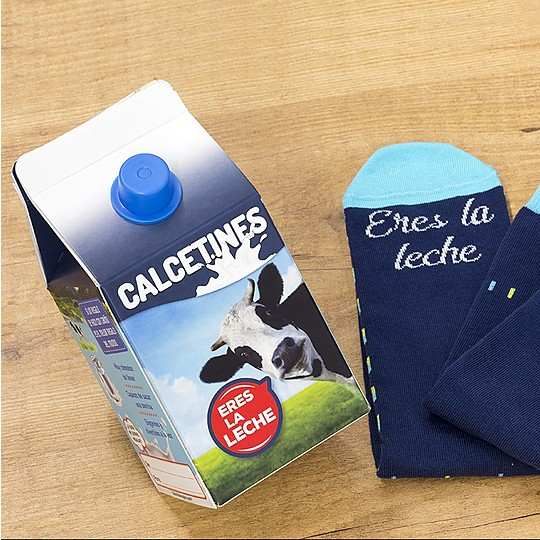 calcetines originales eres la leche