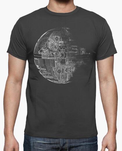 camiseta estrella de la muerte