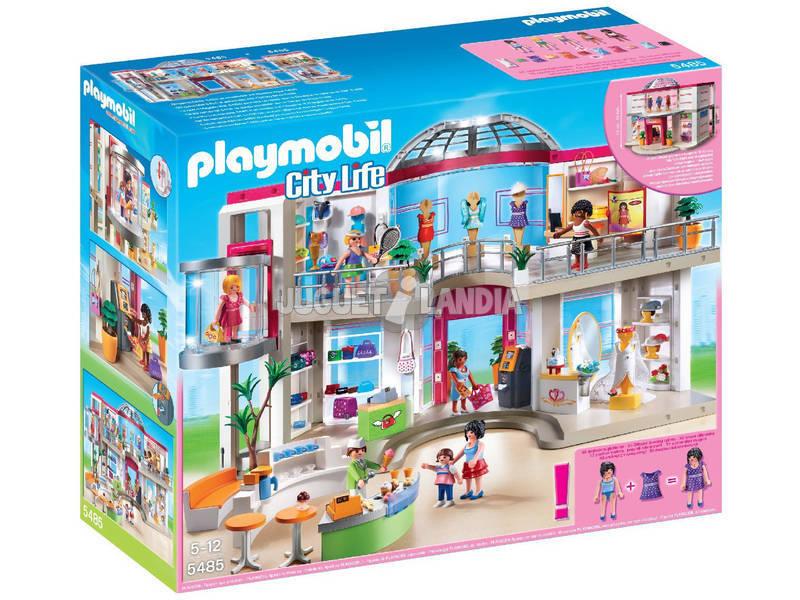 centro comercial de playmobil
