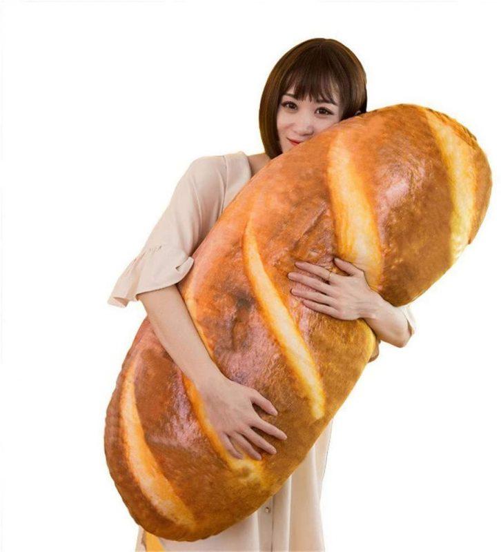 cojin barra de pan