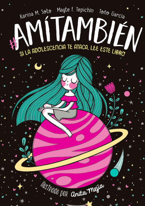 libro a mi tambien si la adolescencia te ataca lee este libro