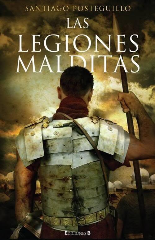 libro las legiones malditas santiago posteguillo