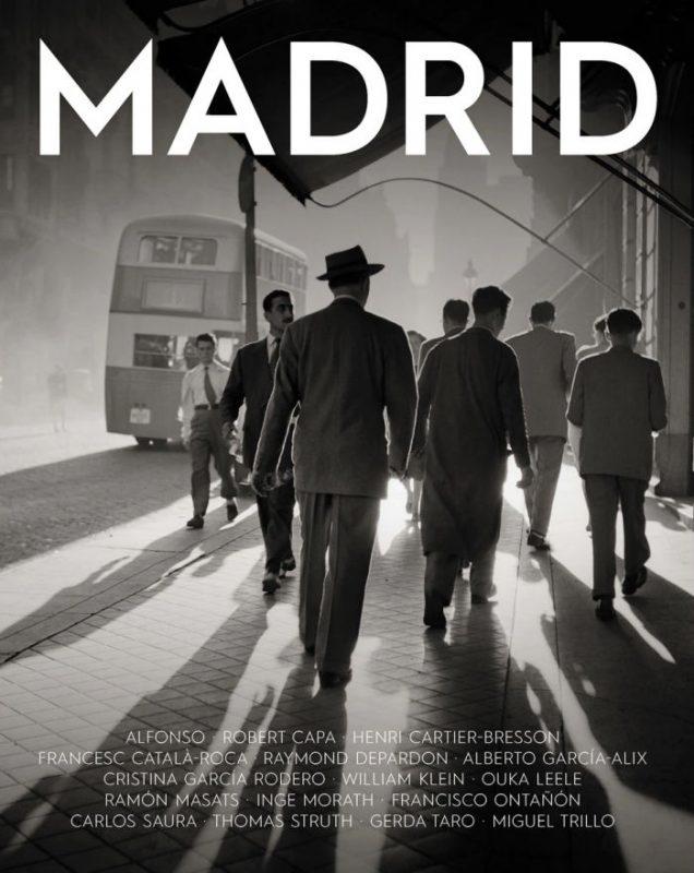 libro madrid retrato de una ciudad