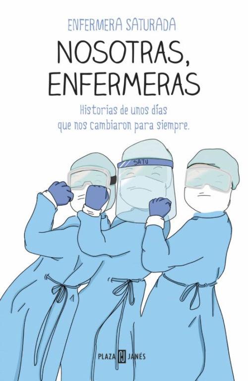 nosotras enfermeras de enfermera saturada