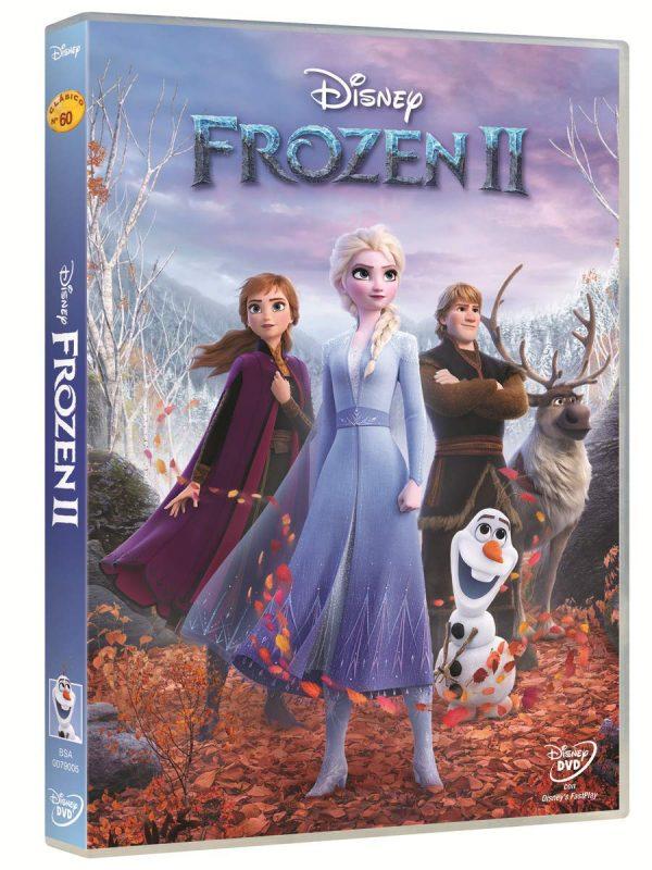 pelicula frozen ii