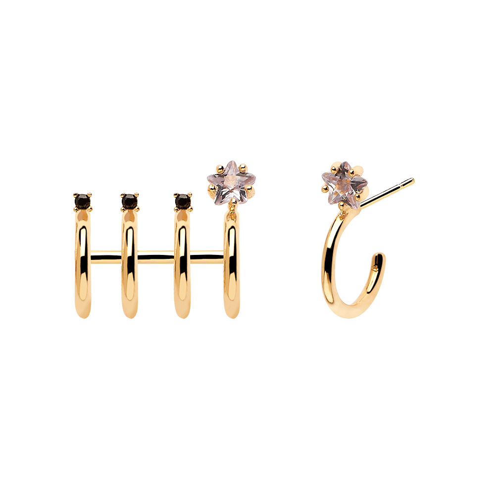 pendientes andromeda de electra collection